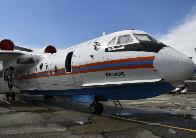Be-200兩棲飛機