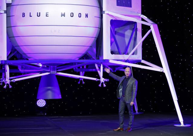 Blue Origin公司起诉NASA把合同授予SpaceX公司