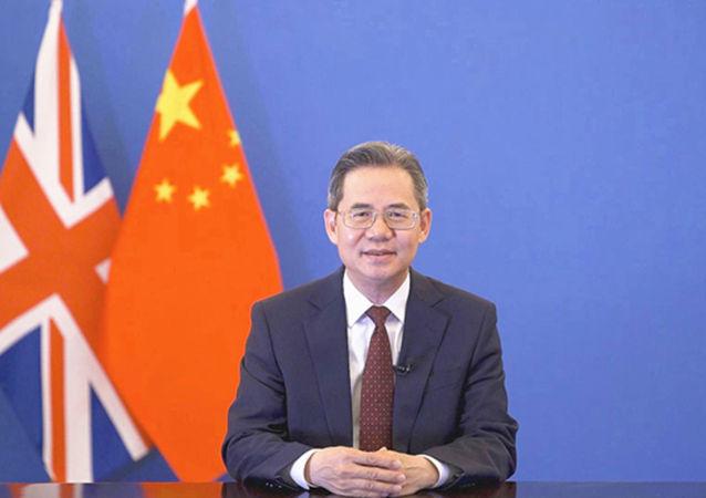 中国驻英国大使郑泽光