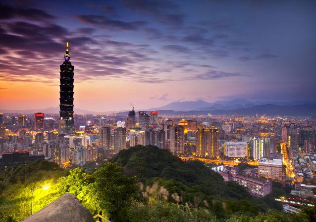 台湾当局称不希望与中国大陆开战