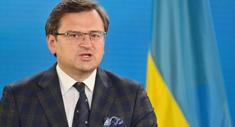 乌克兰外长库列巴