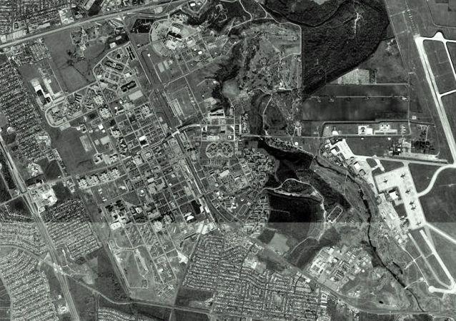 拉克蘭空軍基地