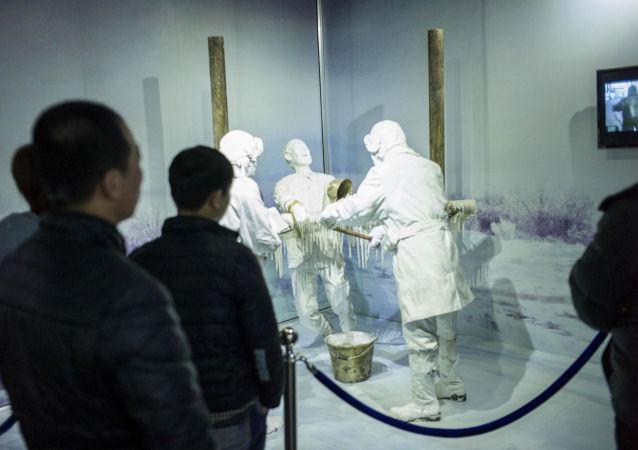 """中国首次公开日本""""731部队""""部分档案"""