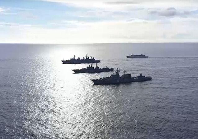 俄外长:印太战略旨在遏制俄中两国