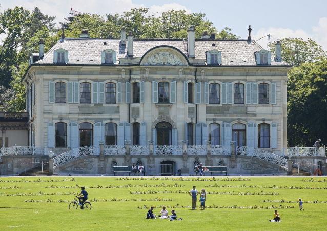 格朗日公园(Parc La Grange)