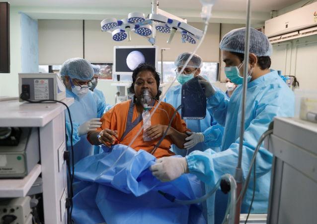印度發現首例「綠真菌症」感染病例