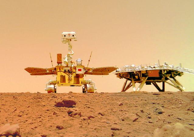 美媒:中国与俄罗斯在火星探测竞赛上领先美国