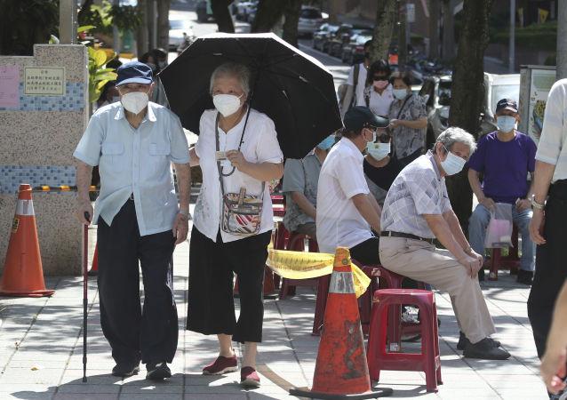 美向台湾捐赠疫苗 中国外交部:敦促美方不要借疫苗援助搞政治操弄 干涉中国内政