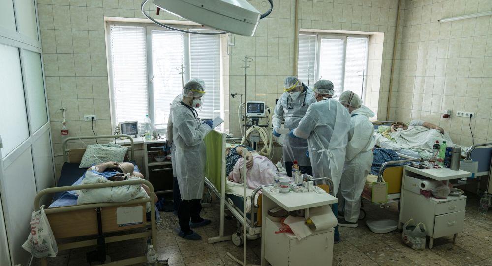 烏克蘭衛生部:烏克蘭單日新增新冠肺炎確診病例756例