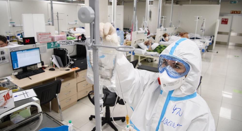 俄防疫指挥部:俄单日新增新冠病毒感染病例24471例 累计超605.4万例