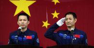 他們將是首批建造中國空間站的宇航員
