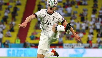 2020年歐洲杯德法大戰中的精彩瞬間