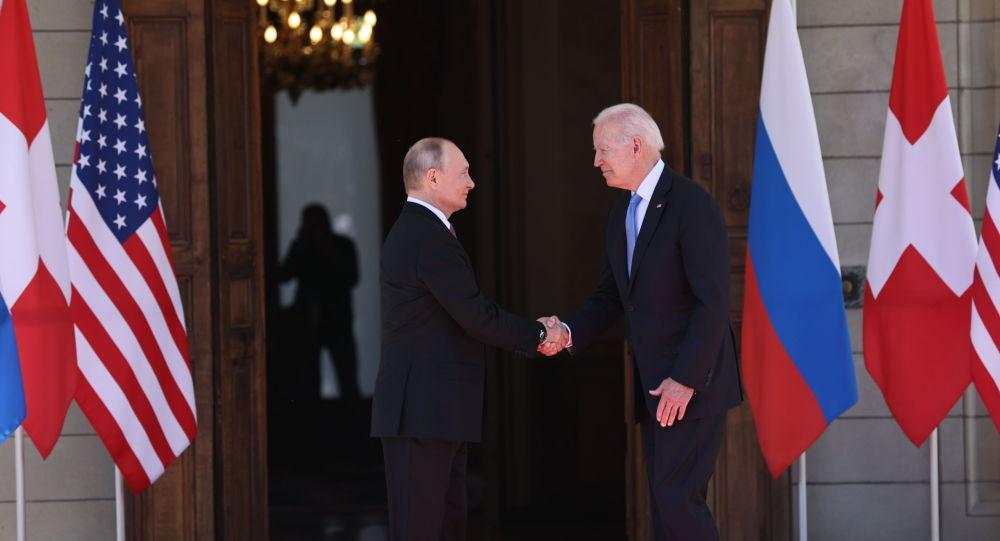 普京与拜登:日内瓦会晤在线报道