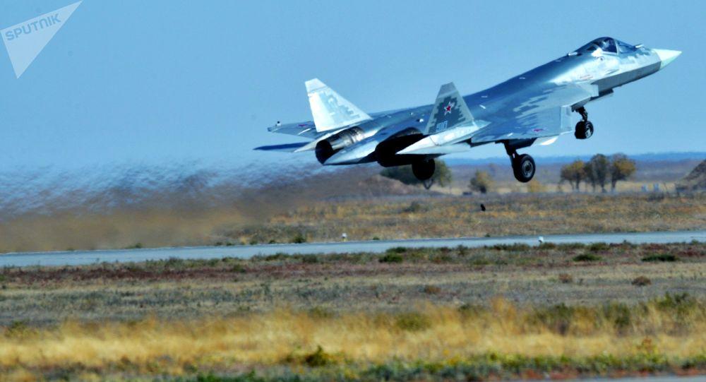 俄罗斯计划凭借新型单引擎飞机在第五代轻型战斗机市场占据重要份额