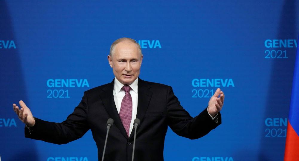 专家:普京在与拜登会晤中获胜