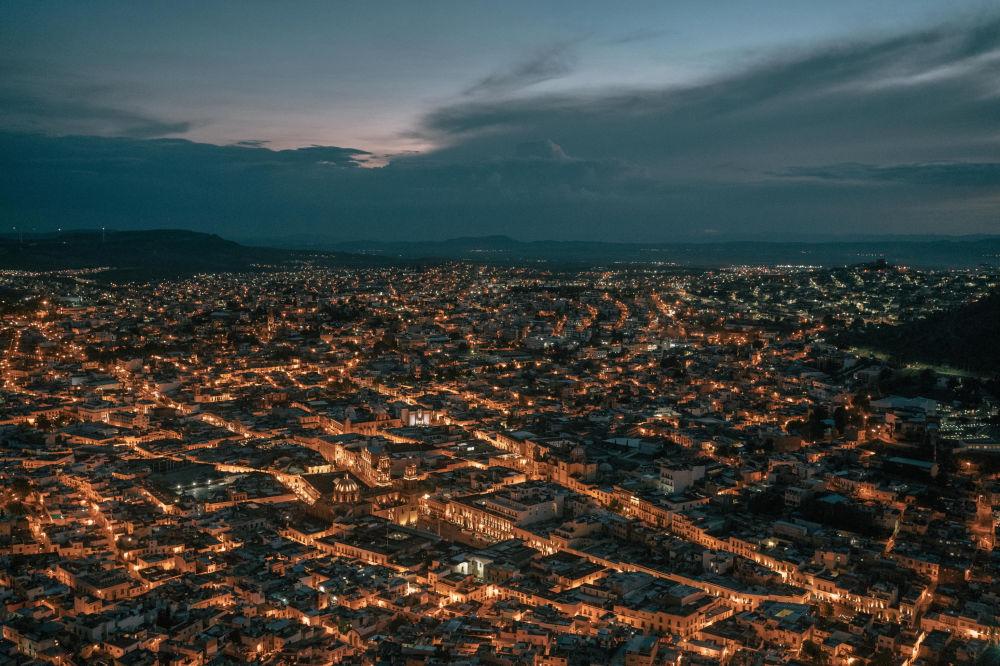 墨西哥攝影師Luis Antonio Rojas拍攝作品《失控墨西哥》入圍安德烈·斯捷寧攝影大賽「重大新聞,系列作品」類評選名單。