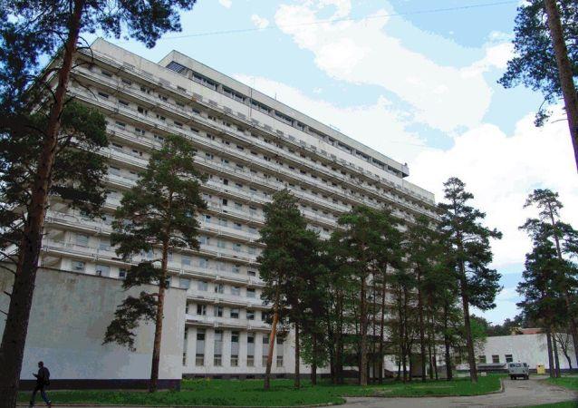莫斯科州茹科夫斯基医院