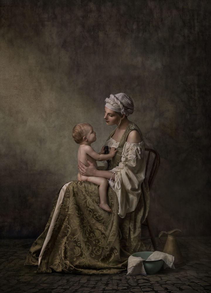 2021年国际肖像摄影师大赛获奖作品