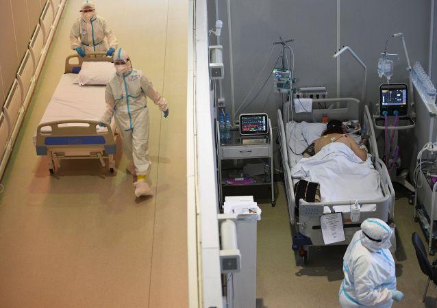 俄防疫指揮部:俄單日新增新冠病毒感染病例20393例 累計超540.9萬例
