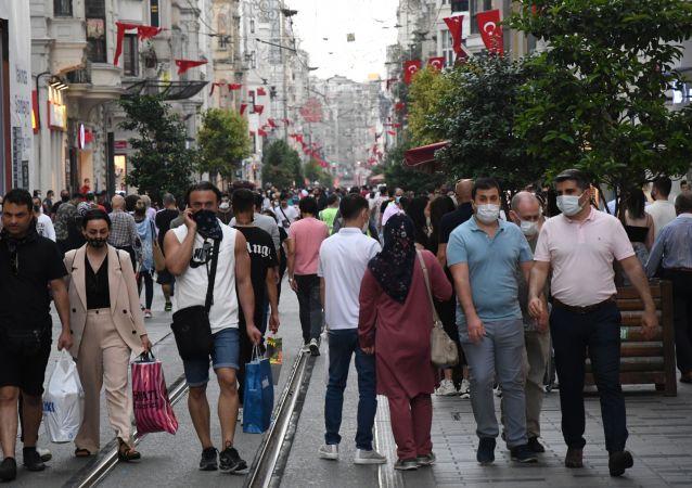 土耳其警方正在尋找一名5天前在伊斯坦布爾失蹤的俄羅斯人