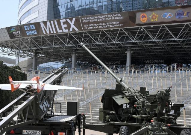 第十届白俄罗斯国际防务与军警展(MILEX-2021)