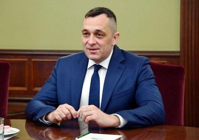白俄羅斯副總理亞歷山大•蘇博京