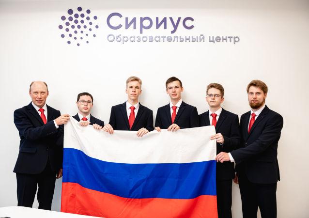 俄罗斯中学生在国际信息学奥赛中获3枚金牌