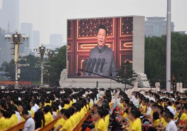 庆祝中国共产党成立100周年大会
