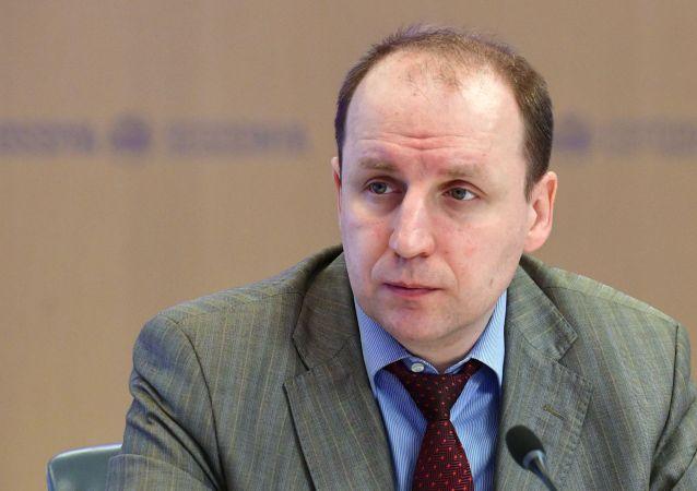 俄罗斯总统民族关系委员会成员别兹帕尔科
