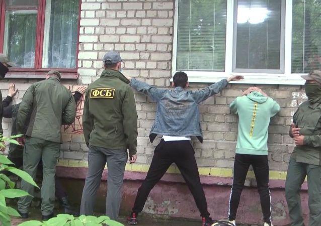 俄偵委:在全國不同地區逮捕多名極端主義團伙成員