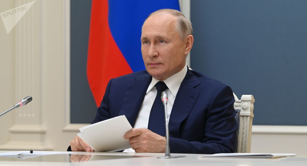普京指示有关部门12月汇报俄罗斯国家队北京冬奥会备战情况