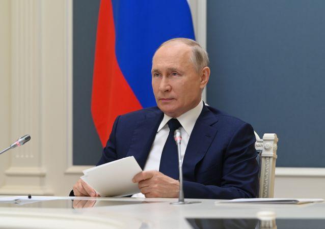 普京:阿富汗境內有2000名伊斯蘭國恐怖分子 他們想擴大對俄地區影響