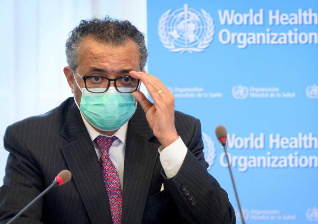 世衛組織不排除新冠病毒從實驗室洩露