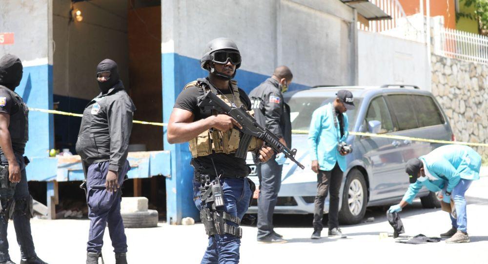 媒體:遇害海地總統安保負責人涉嫌不作為被訊問