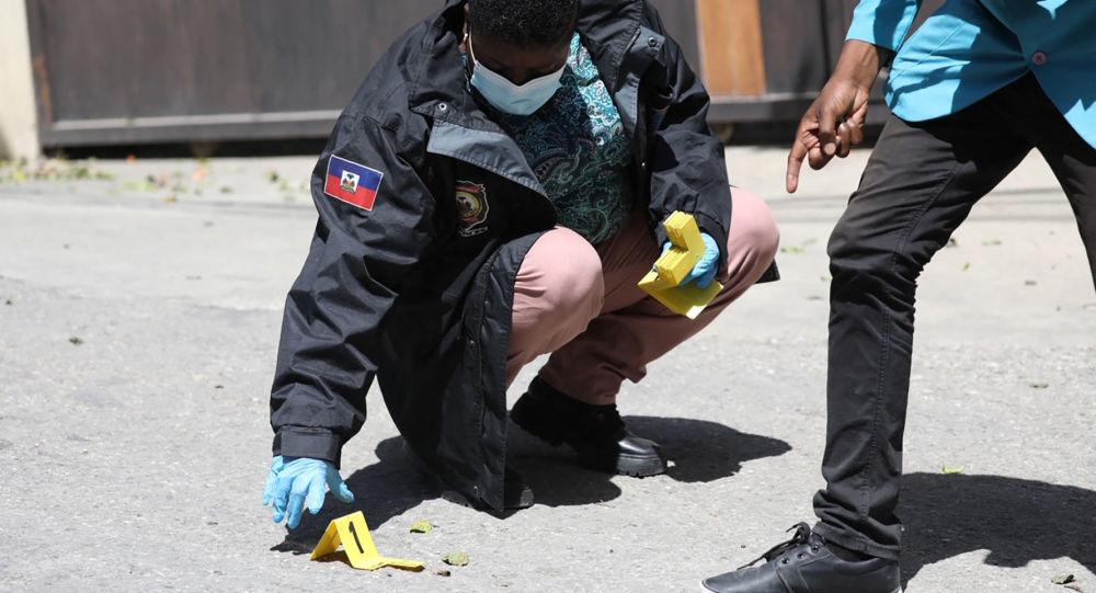 哥倫比亞警方:刺殺海地總統的行動策劃至少一個多月