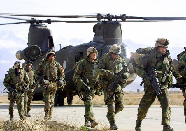 俄副外长:美军从阿富汗向邻国转移对于俄罗斯是不可接受的