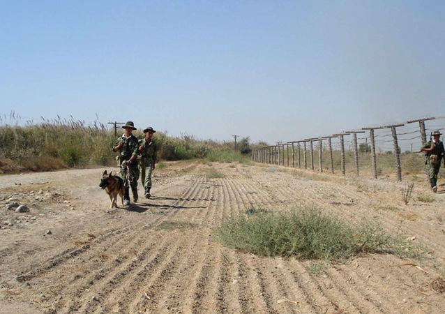 俄外交部呼吁向边境集结军队的塔阿两国调解局势