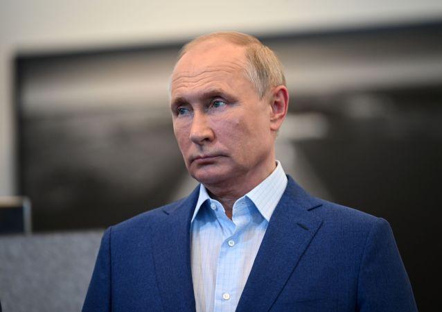 民调:过半俄罗斯人认为普京履职不错