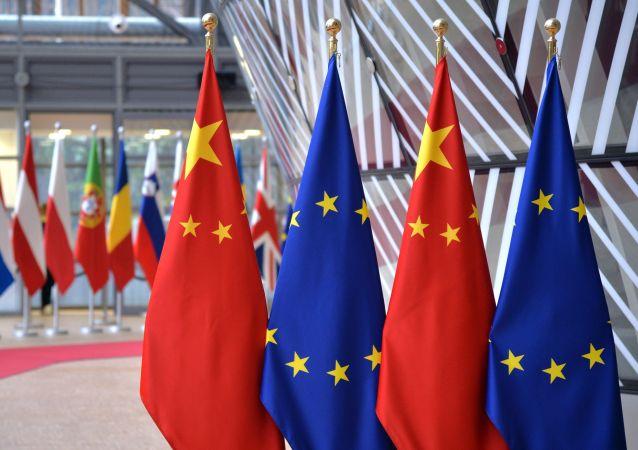 欧盟称中国从事恶意网络活动