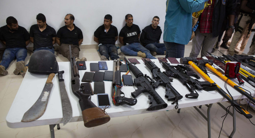 海地因总统遇刺而被拘留的人数已达23人