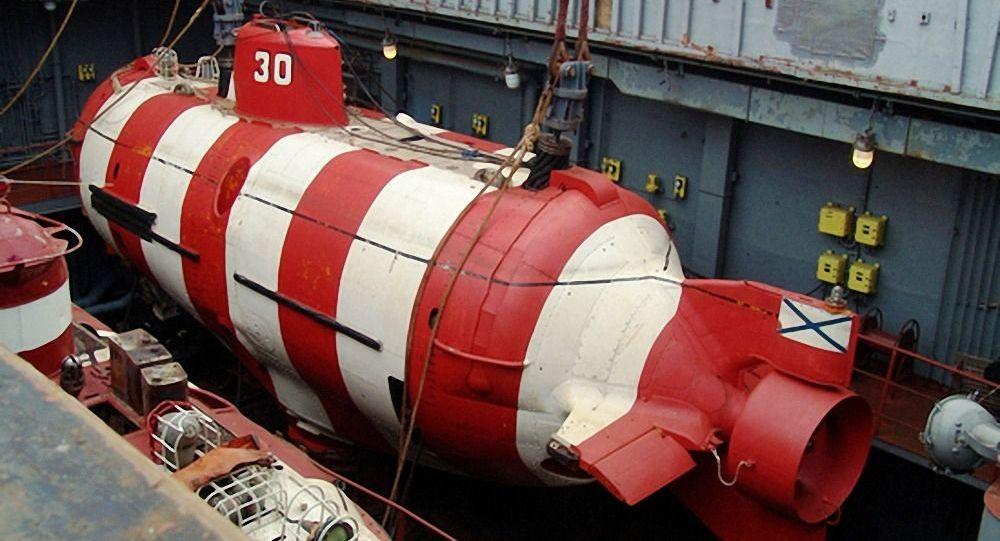AS-30深潛救生艇