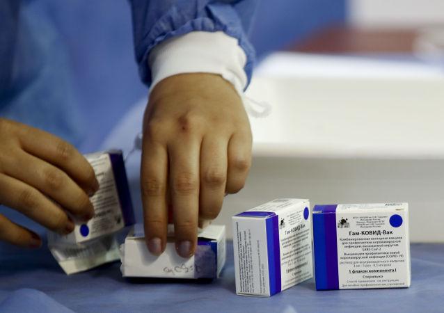 俄卫生部已向欧盟发送互认新冠疫苗接种证书的文件