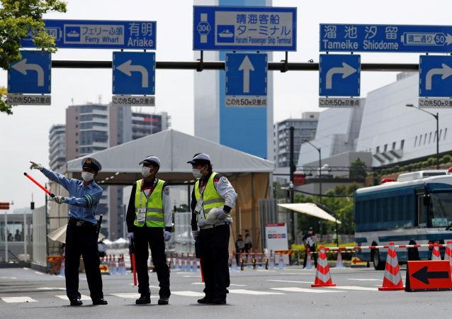 2/3日本人認為國家無法舉辦安全奧運55%反對舉辦