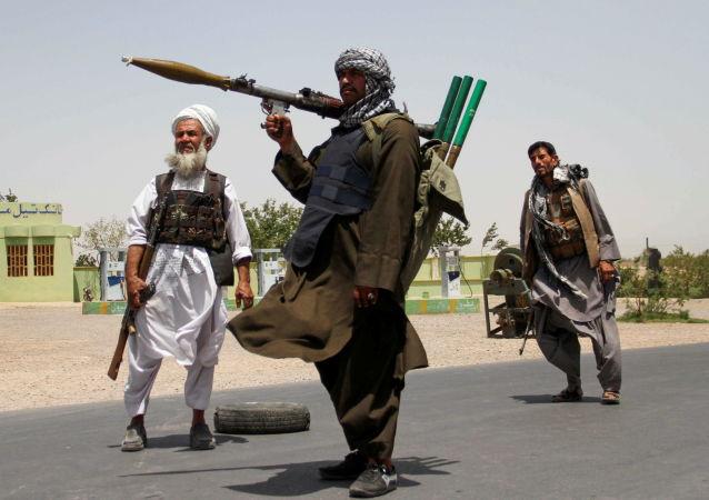 塔利班谴责阿富汗大使之女遭绑架并呼吁惩罚罪犯