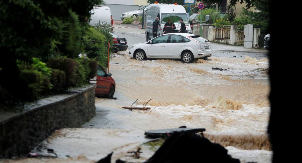 德國西部洪災造成死亡人數增至93人