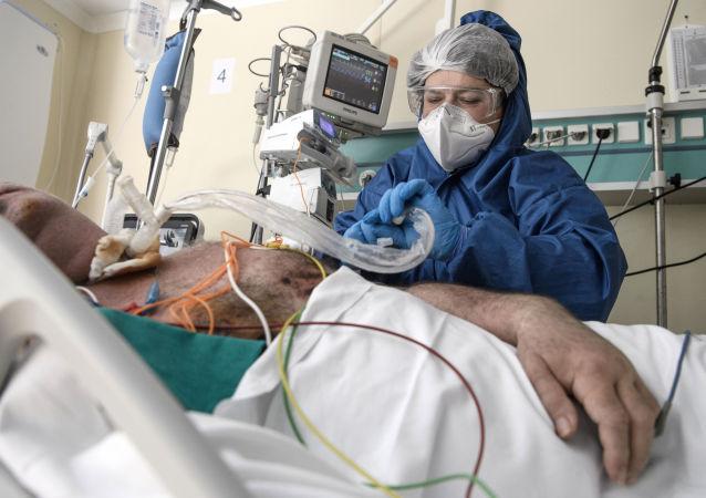 俄将出口用于中度和重度新冠患者病后康复的设备