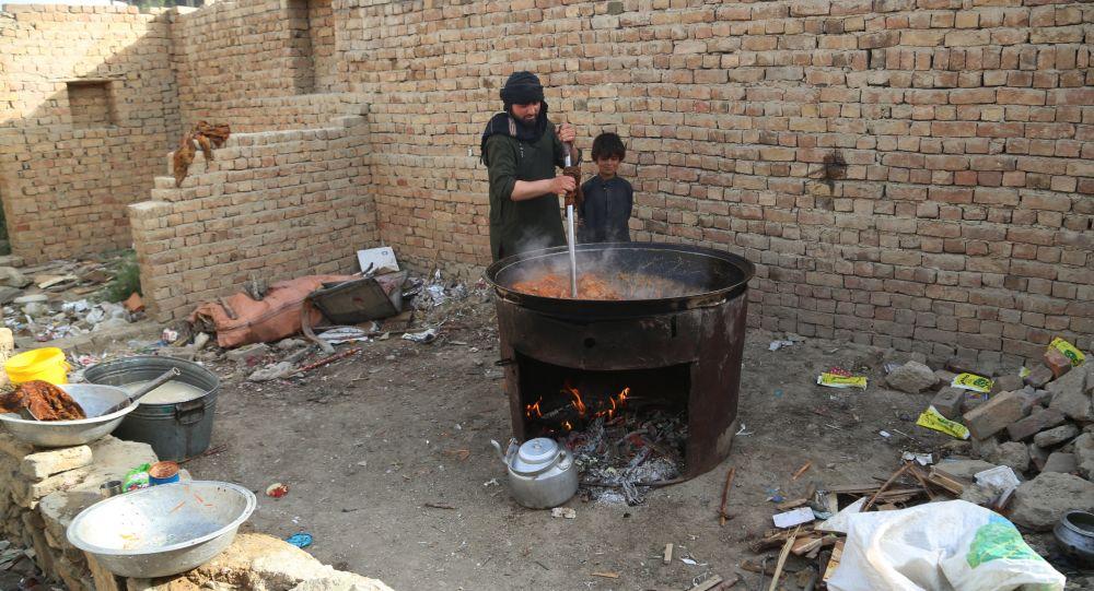 上合组织愿意帮助阿富汗进行经济复苏和开展政治对话