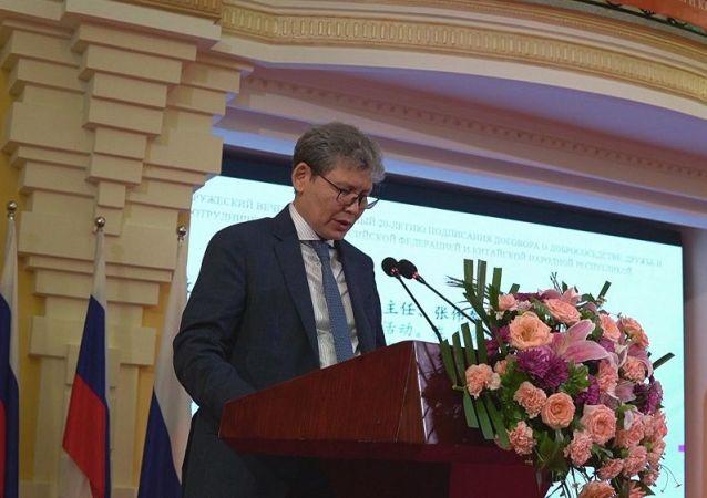 俄驻哈尔滨总领事: 黑龙江省对俄罗斯的合作是俄中地方间合作的桥梁纽带