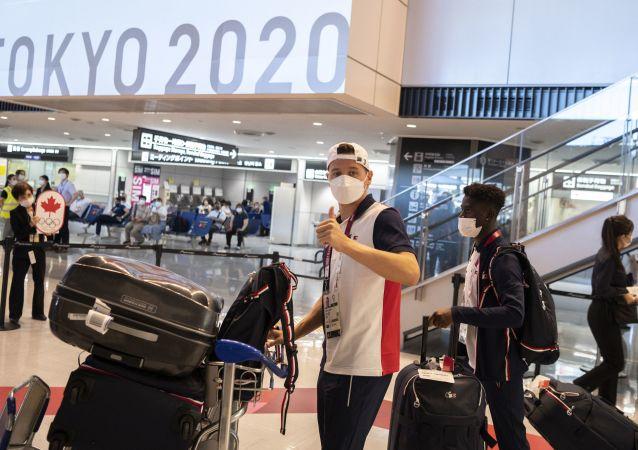 東京奧運會參與者中又記錄到九例新冠病毒感染病例