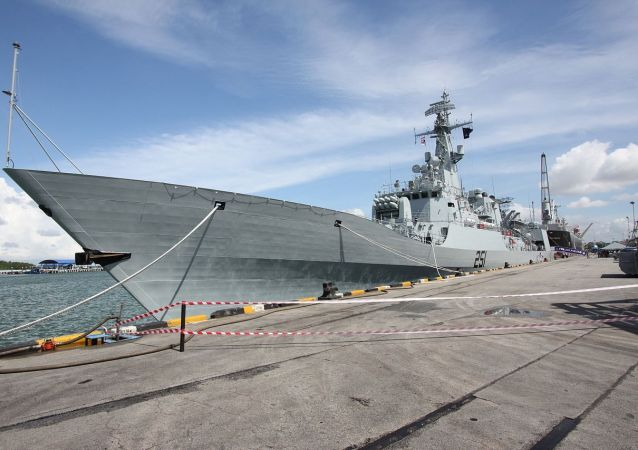 巴基斯坦「佐勒菲卡爾」號護衛艦
